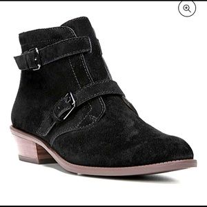 Franco Sarto Rynn Suede Ankle Boot